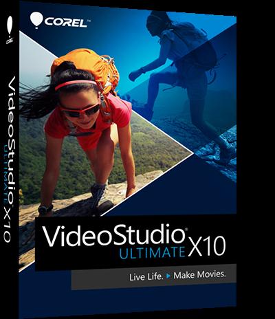 تحميل برنامج المونتاج كوريل | Corel VideoStudio Ultimate X10