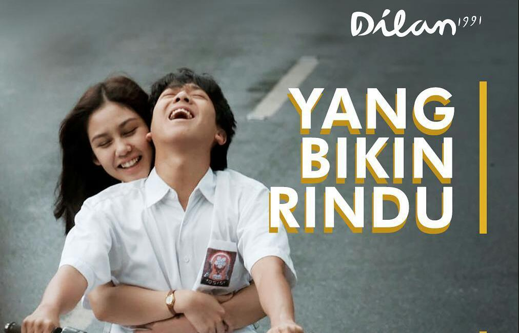 Download Film Dilan 1990 Full Movie 2018
