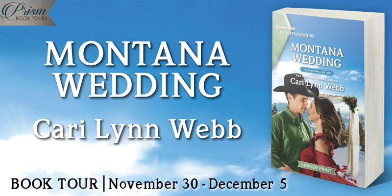 It's the Grand Finale for MONTANA WEDDING by Cari Lynn Webb! #MWPrism