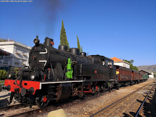 PORTUGAL, PLACES / Pinhão - Peso da Régua (Passeio de Comboio), Portugal
