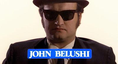 John Belushi in The Blues Brothers
