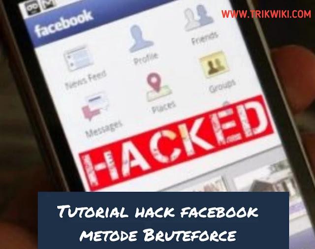 Tutorial Hack Facebook Metode Bruteforce Dengan Termux