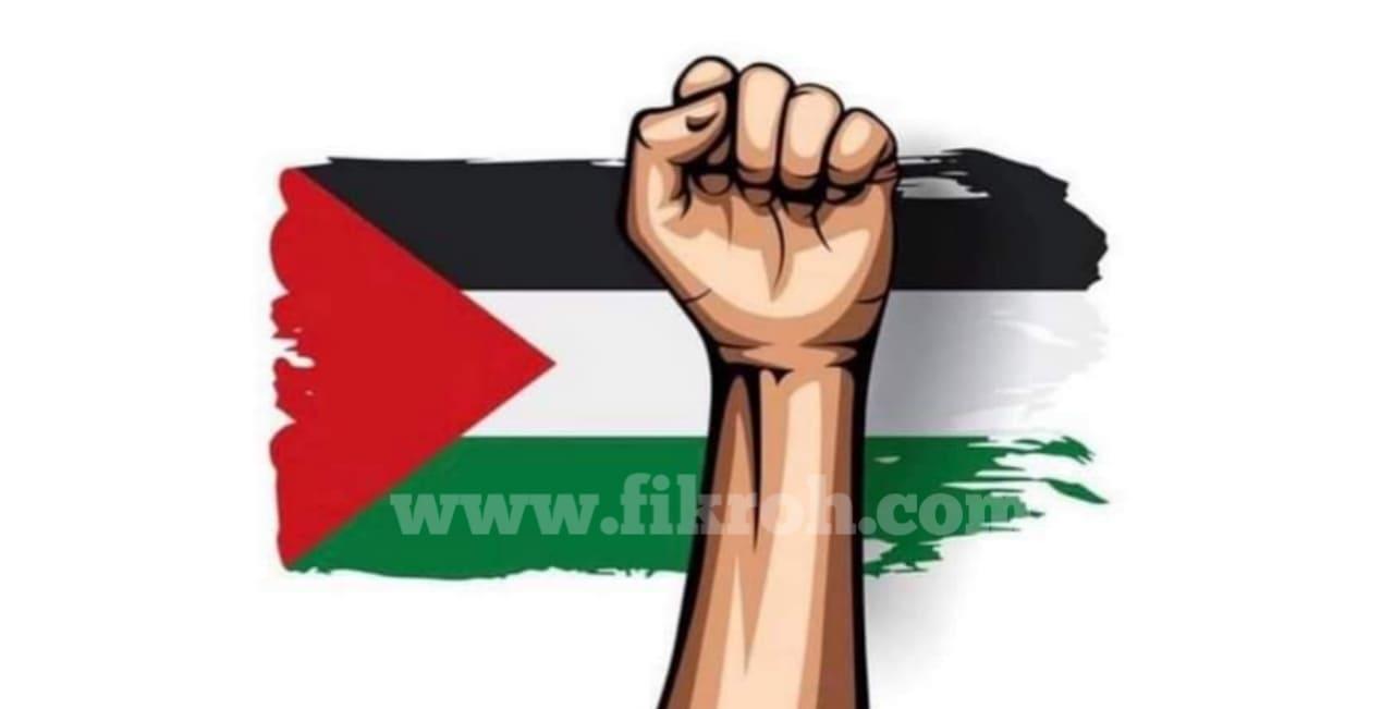 Khutbah Jumat: Tolonglah Saudara Muslim Palestina Yang Dizalimi Zionis Yahudi