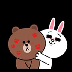 บราวน์&โคนี่☆หัวใจเลิฟๆ