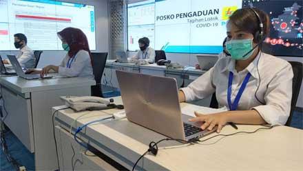 Contact Center PLN 123 Borong 3 Penghargaan Global