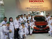 Lowongan Terbaru S1 Staff HPM PT. Honda Prospect Motor Karawang - Jakarta