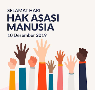 ucapan hari hak asasi manusia 2019