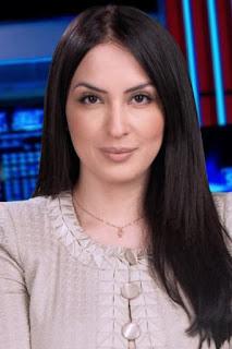 حسينة اوشان (Hassina Ouchene)، مذيعة وصحفية جزائرية