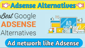 {Best} and New Adsense Alternatives to make money for New Bloggers