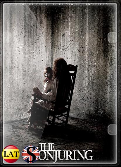 El Conjuro (2013) FULL HD 1080P LATINO/INGLES