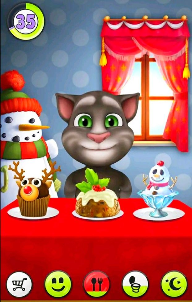 Download My Talking Tom Mod Apk Unlimited (Coins/Diamonds)