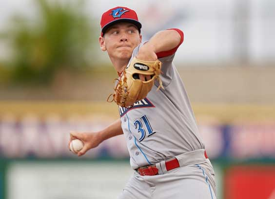 Spencer Howard pushing for a roster spot with Phillies