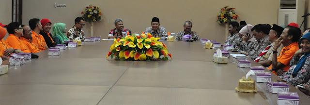 Kota Mojokerto Diverifikasi Tim Pembina Kabupaten/Kota Sehat Jawa Timur
