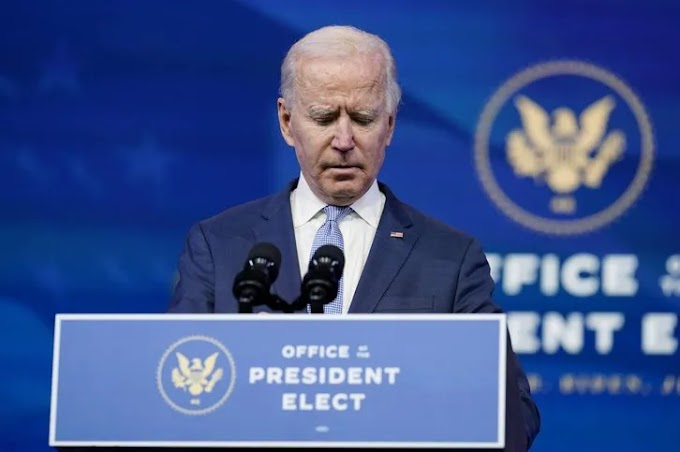 Joe Biden cancels Trump's ban on Nigeria, other countries
