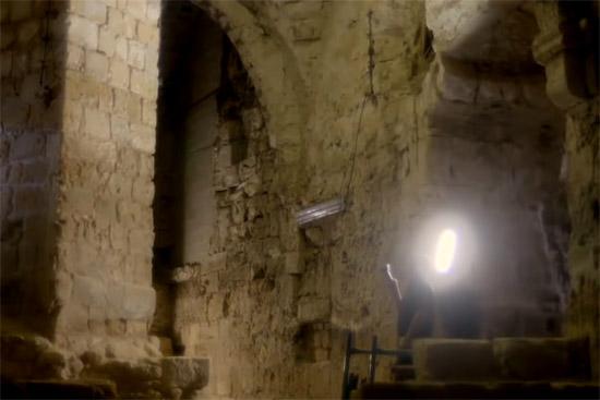 Túneis secretos dos cavaleiros templários - Img 2