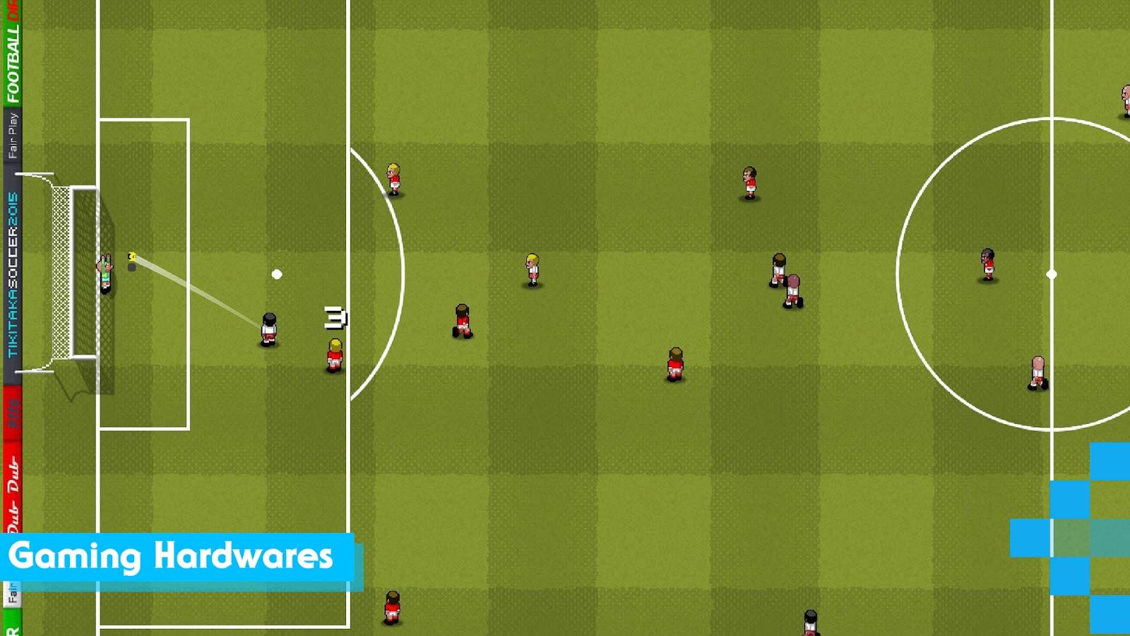 لعبة كرة القدم للأندرويد
