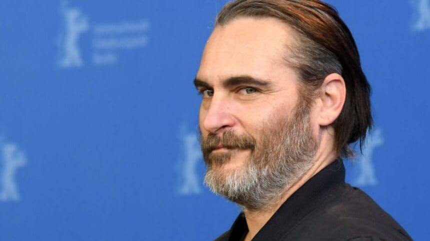 Joaquin Phoenix is a creepy dude