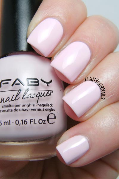 Smalto Faby Ciao Bella nail polish