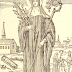 St. Bertha, Widow, Abbess of Blangy in Artois