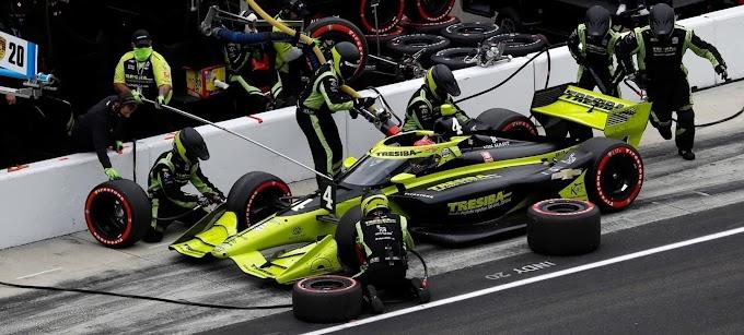 A.J Foyt Racing confirma a Charlie Kimball para Indianápolis