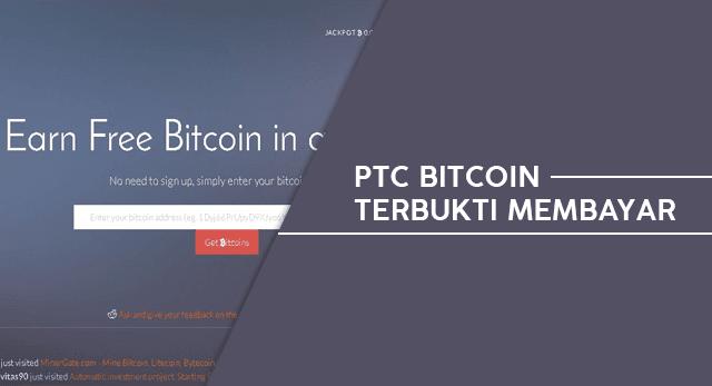 LEGIT - Bitter.io PTC Bitcoin 5000 Satoshi/Day