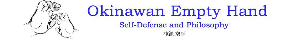 """Okinawan Fighting Art """"Ti"""""""