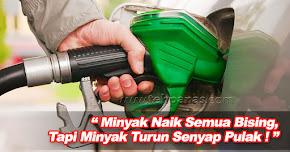 Thumbnail image for Harga Minyak Turun 3 Minggu, Pengusaha Stesen Minyak Bersedih