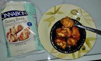 Cinnabon Gooey Bites freezer cinnamon bun frosting microwave snack review