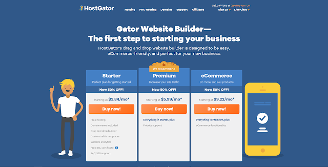 Gator by HostGator