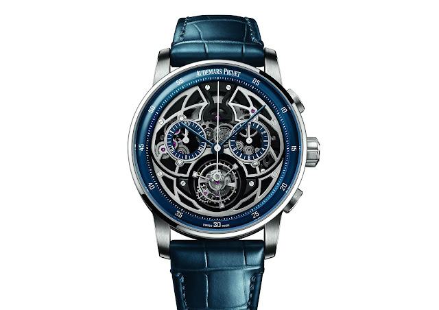 Audemars Piguet Code 11.59 Selfwinding Flying Tourbillon Chronograph ref. 26399BC