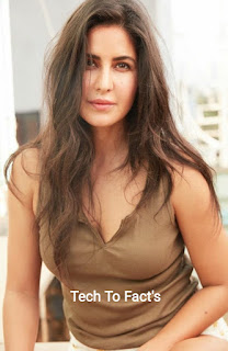 What is the monthly income of Katrina Kaif?