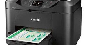 Canon MAXIFY MB5020 MFP CUPS Drivers for Windows Download