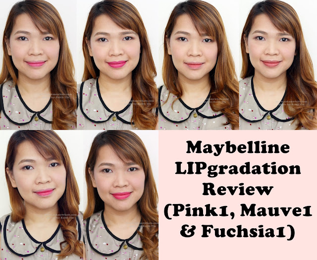 a photo of Maybelline LIPgradation