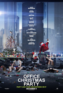 Watch Office Christmas Party (2016) movie free online