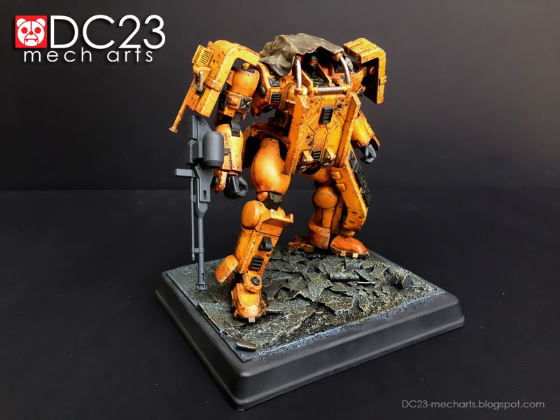 1/144 Tieren Ground Type verDC23 rebootphoto