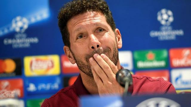 Ini Komentar Diego Simeone Soal Ketemu Barcelona Di Semifinal