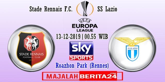 Prediksi Rennes vs Lazio — 29 November 2019