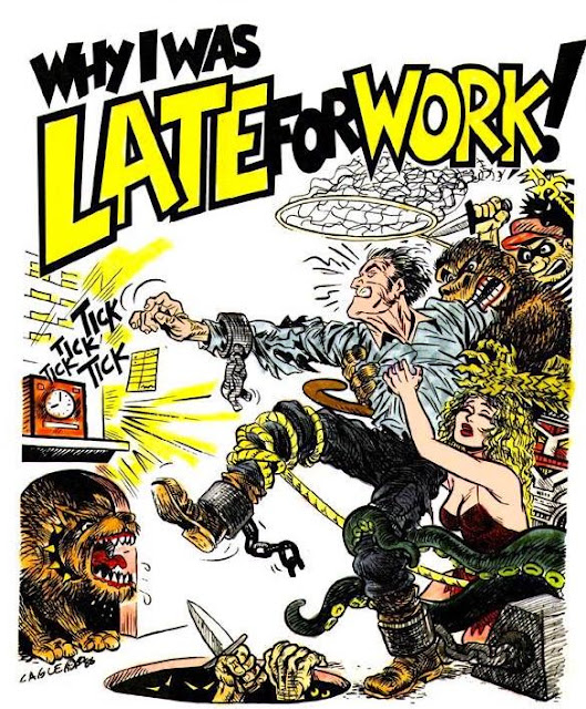 why I was late for work, radio, syndication, comedy, stilton, excuses