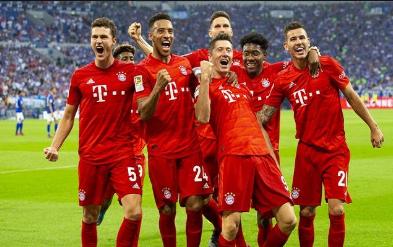 بايرن ميونخ يبلغ دور الثمانية من كأس ألمانيا بالفوز علي هوفنهايم