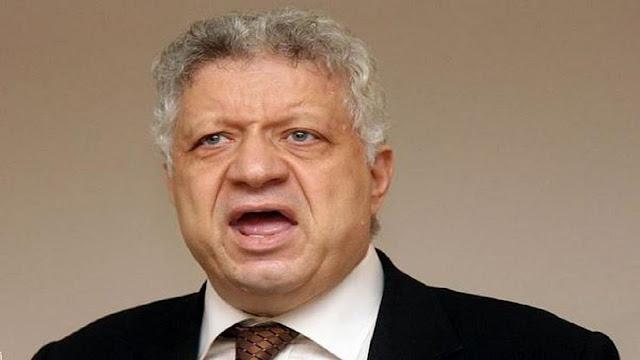 """مرتضى منصور: """"مافعله ايناسيو اليوم يعد تحرش رياضى وسيحاسب"""" وشعبيتي تفوق شيكابالا"""