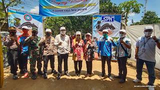 Panen Raya Lele Program Padat Karya Polda Jateng Di Jepara