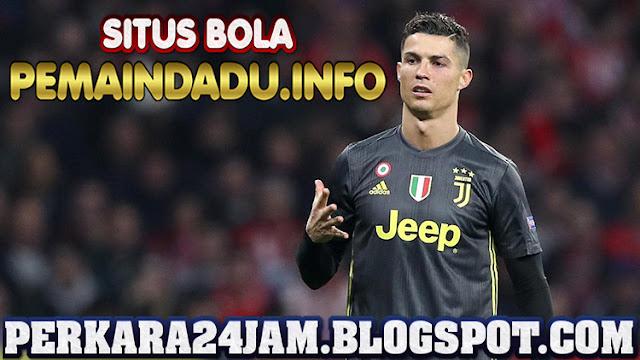 Mega Bintang Cristiano Ronaldo Tidak Akan Tinggalkan Juventus