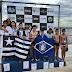 Em dia de homenagem na natação Bota fatura medalhas no Mourisco; Confira