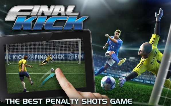 Final Kick Online Football v5.5 (Unlimited Money)