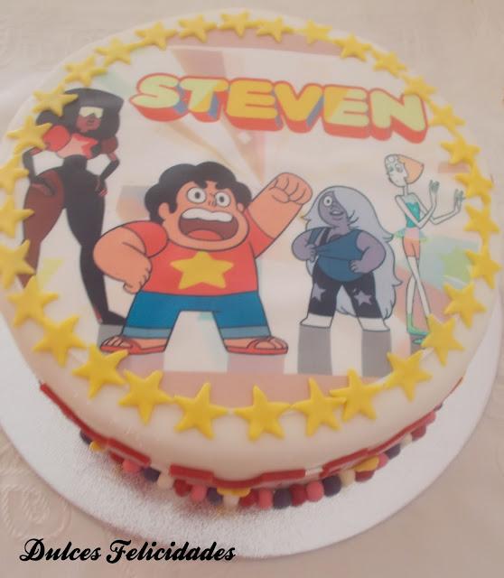 Tarta Steven Universe