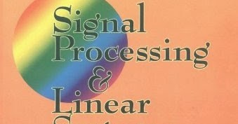 Systems linear pdf lathi and signal processing