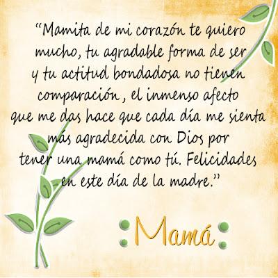 Hermosas imagenes para dedicar el dia de las madres
