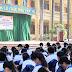 Tiến sĩ Trần Công Trục nói về chủ quyền lãnh thổ với học sinh trường THPT Hiệp Hòa số 3
