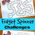 Fidget Spinner Challenges