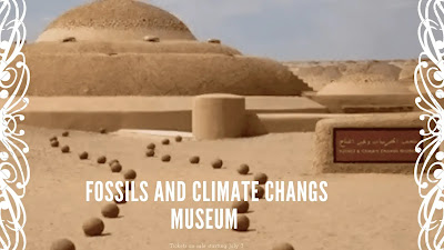 Fossil and Climate Change Museum